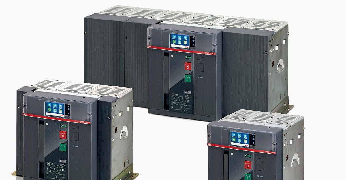 Air Circuit Breaker ABB Nigeria New Series Low Voltage 6300