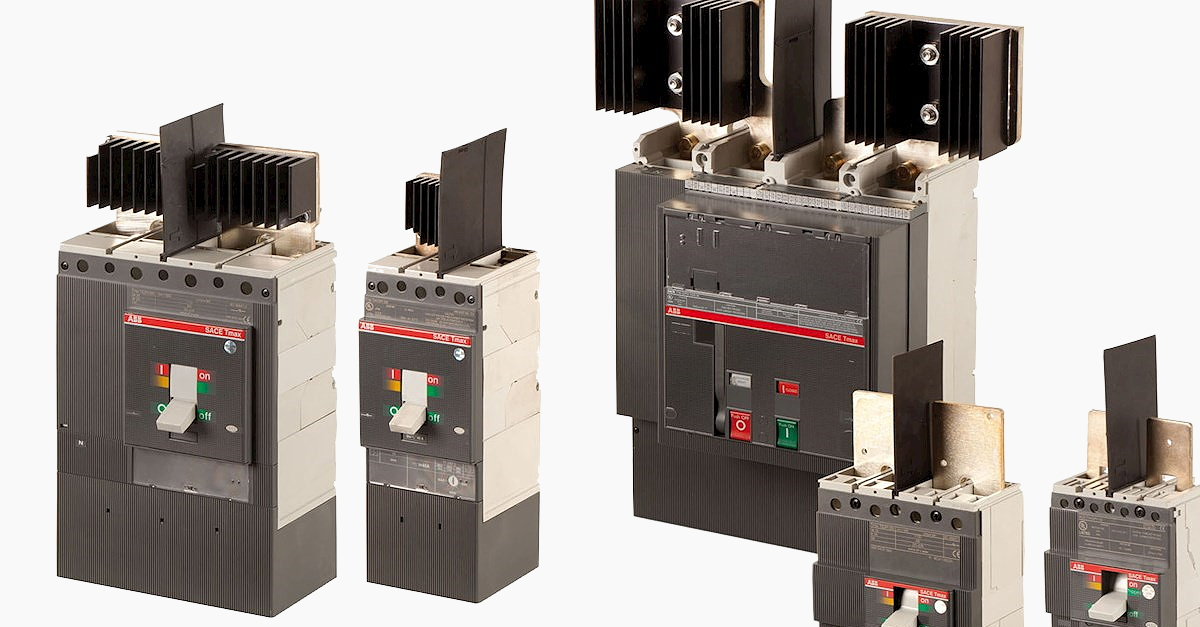 Circuit Breaker ABB Nigeria From Up To 6400A